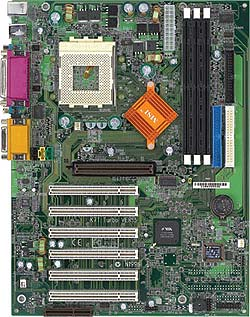 Placa M�e AMD ATHLON